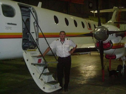 Pilot dies in elaborate attempt to kill wife