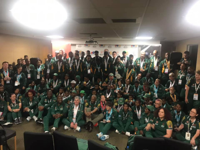 SA Special Olympics team wins 59 medals