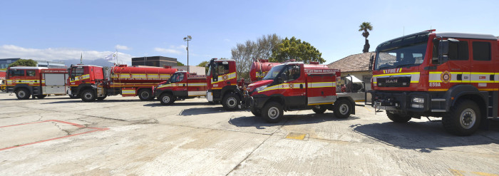 Fire and Rescue Services boost vehicle fleet