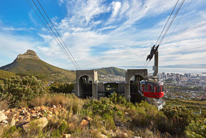 Table Mountain Cableway student special extended