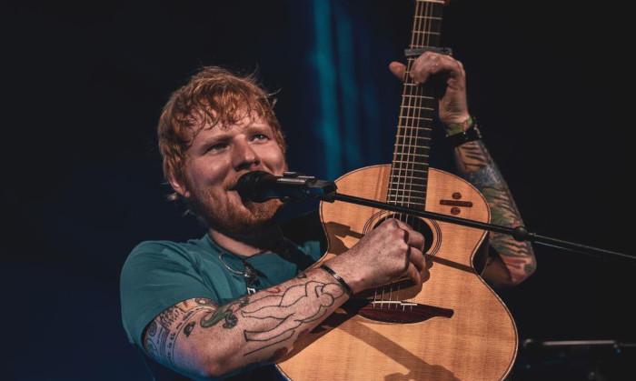 Cape Town, prepare for Ed Sheeran