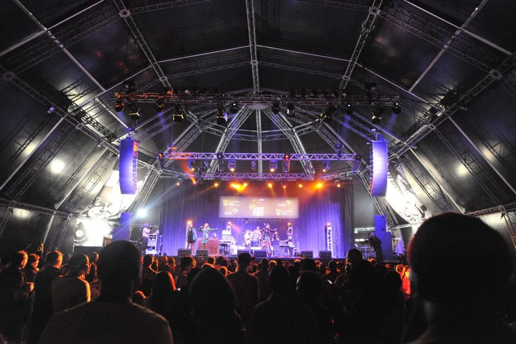 International Jazz Festival road closures