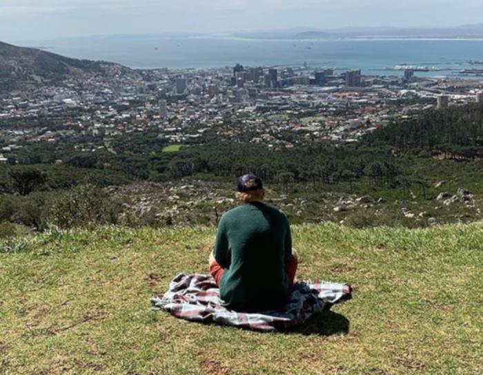Ed Sheeran loves Cape Town