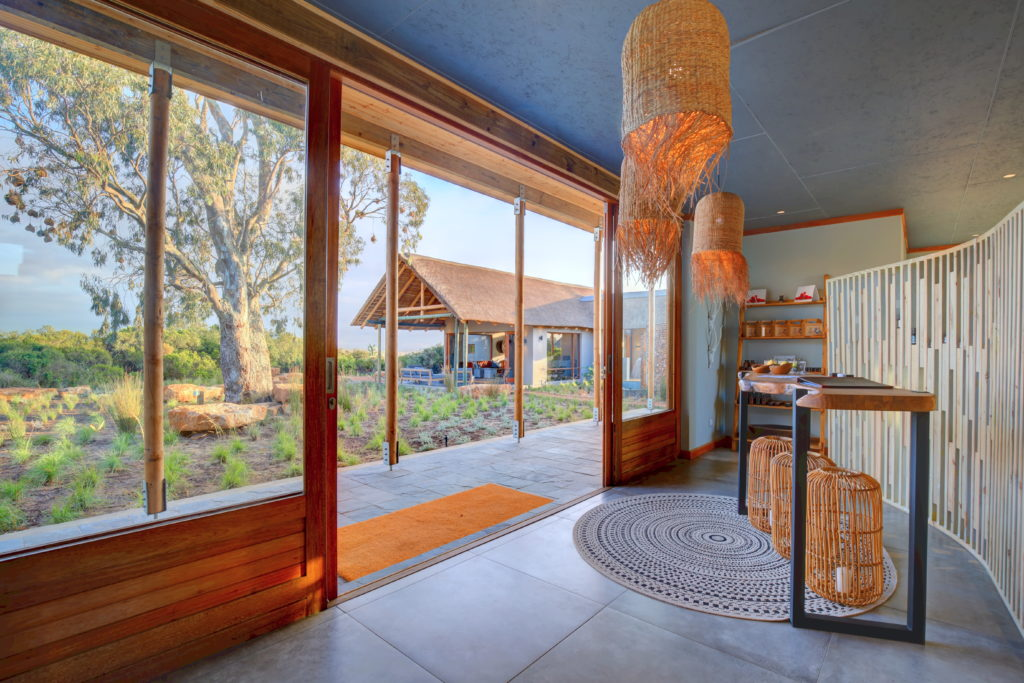 Garden Route Game Lodge opens new spa