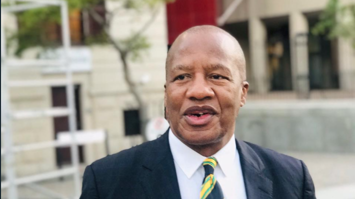 Jackson Mthembu tweets about daughter's suicide