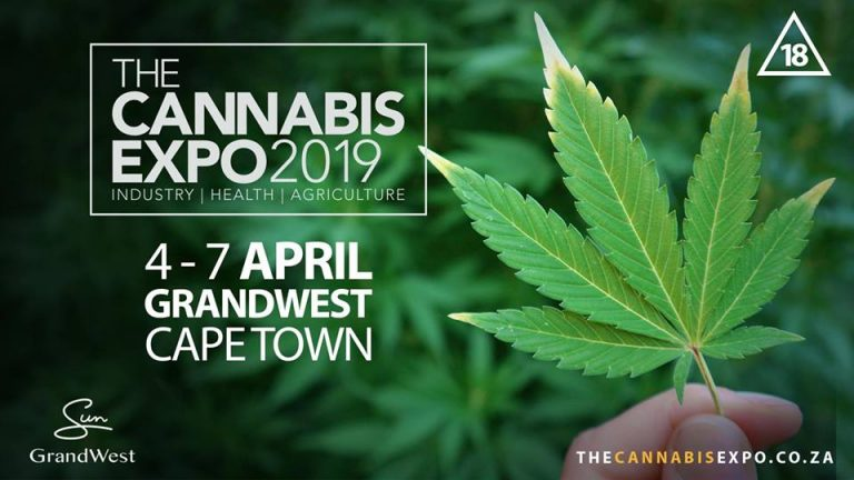The Cannabis Expo in Cape Town
