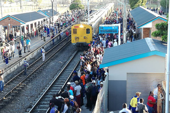 Metrorail security makes more than 300 arrests