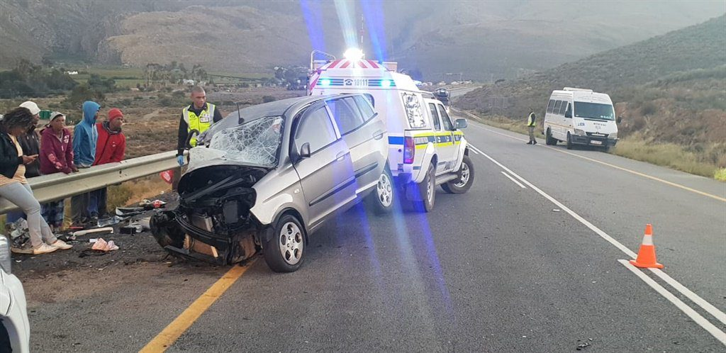 One perishes in N1 crash