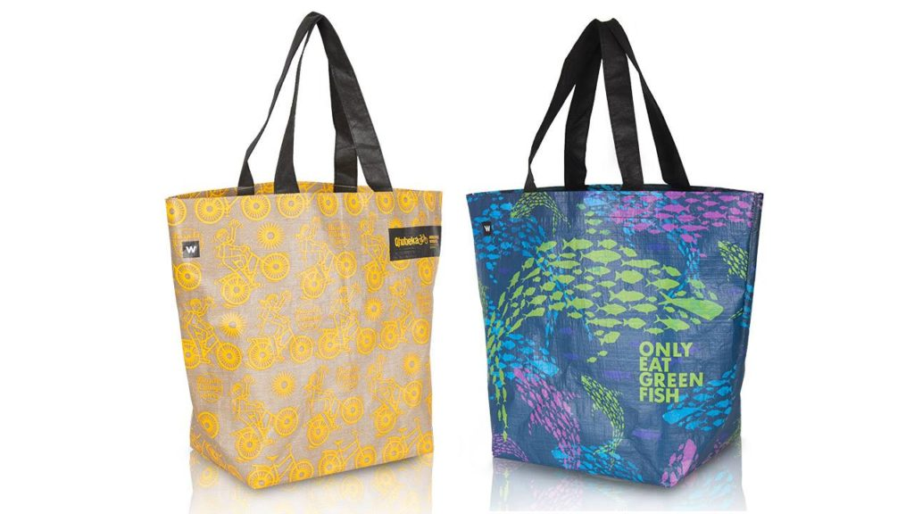 Woolworths launches low-cost reusable bags nationwide
