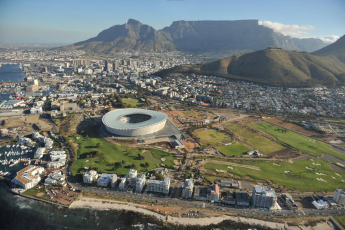 Cape Town Stadium up for international award