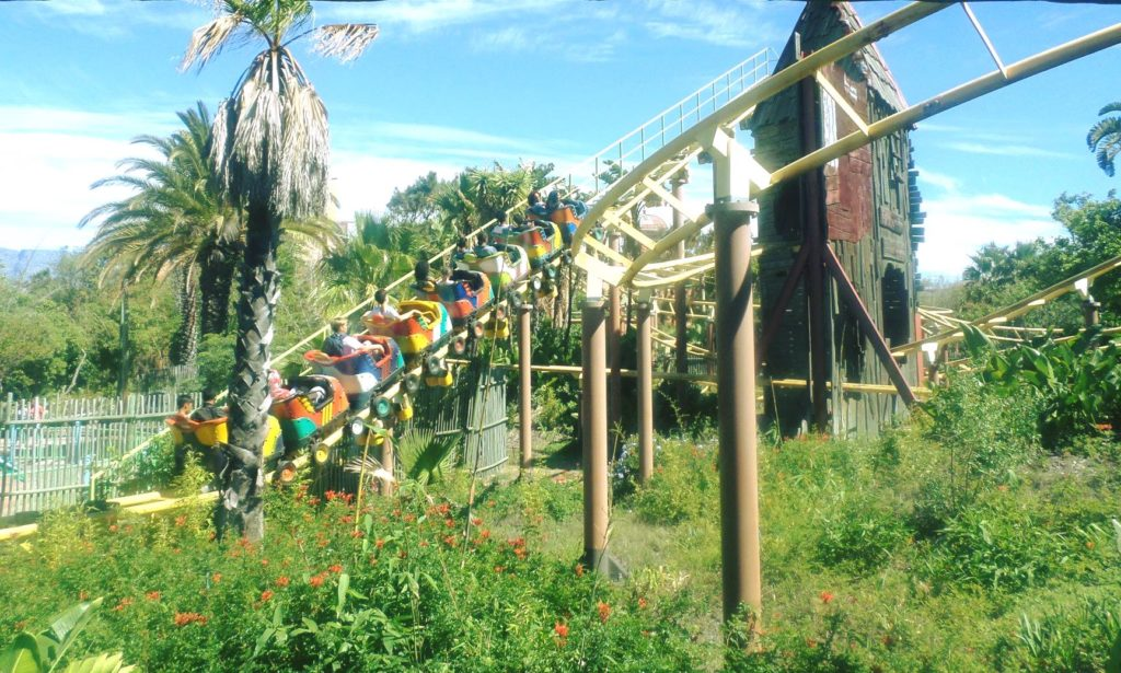 Popular Ratanga Junction rides to return