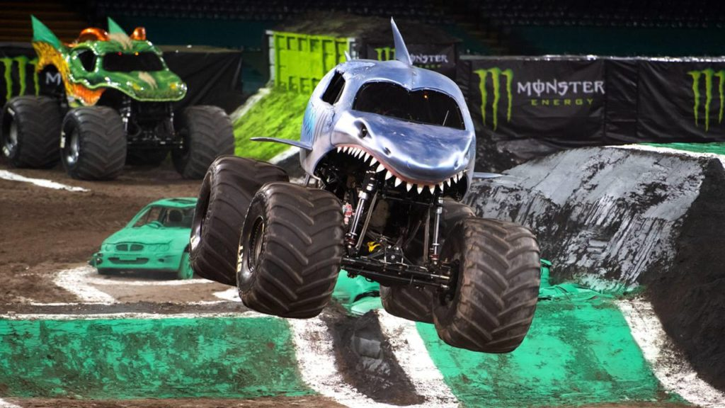 Five reasons to be excited for Monster Jam
