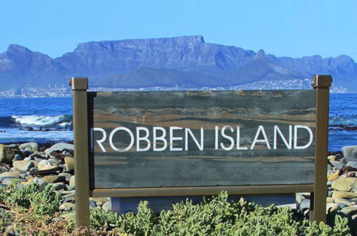 Human remains found on Robben Island