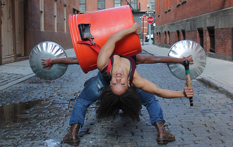 Hit show STOMP returns to Cape Town
