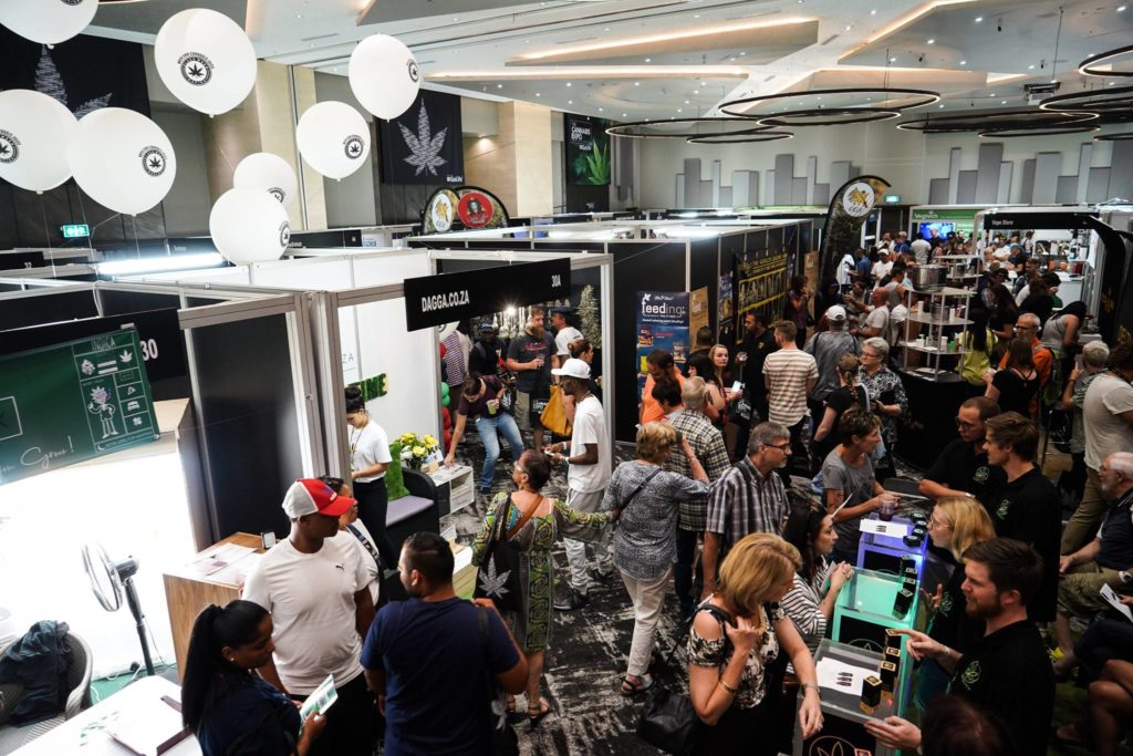 Inside Cape Town's first Cannabis Expo