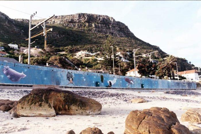 St James' unique sea creature murals