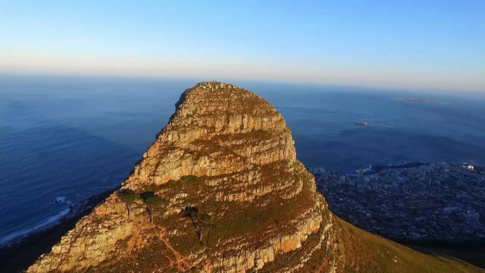 Six-hour rescue for hiker trapped on Lion's Head