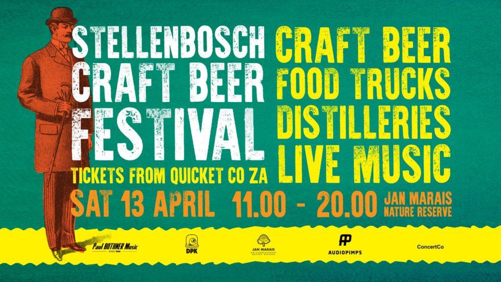 The Stellenbosch Craft Beer Festival - April Edition