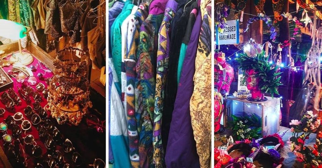 Cover Your Festival Fashion Needs at The Burn Bazaar