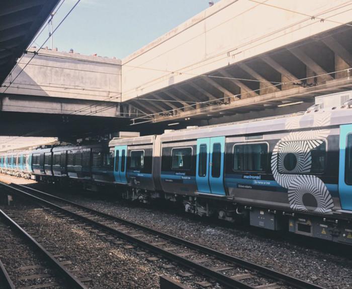 New PRASA trains trial run