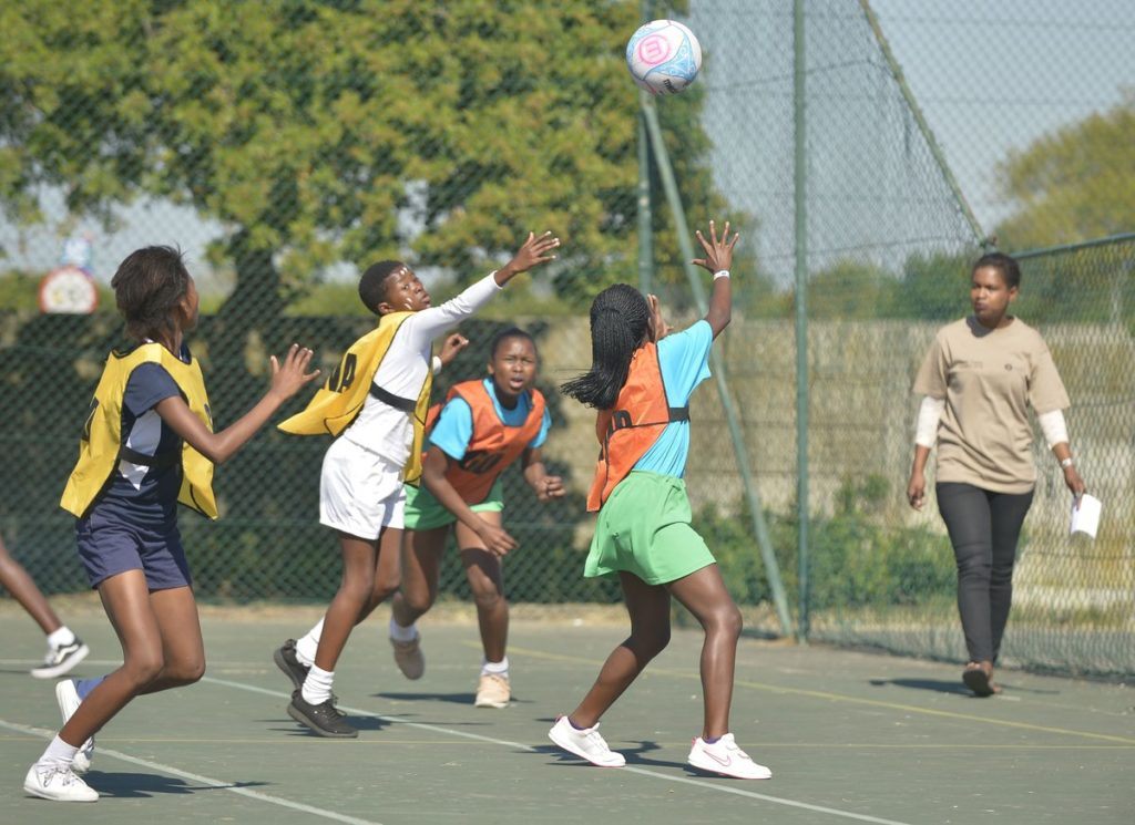 Youth empowerment at Cape Town Games
