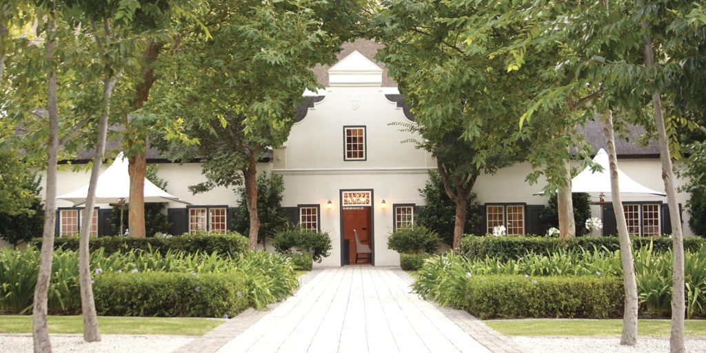 Art and Food Converge at Grande Provence in Franschhoek