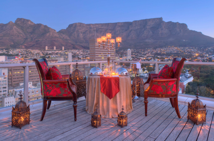 Explore Cape Town from Taj's doorstep