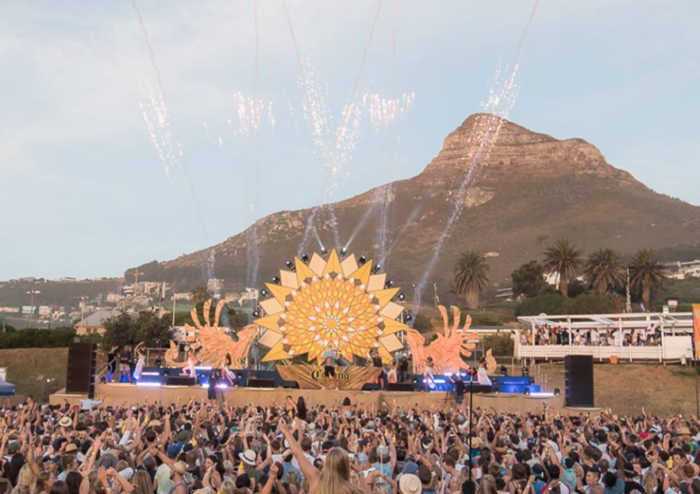 WIN: Tickets to Corona SunSets Festival Cape Town (closed)
