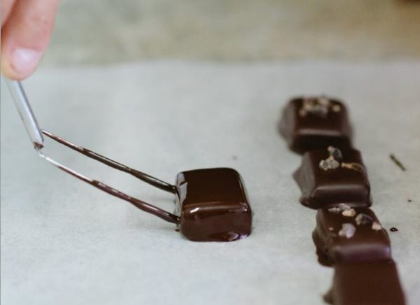 Take a Trip to the Dark Side at Honest Chocolates' Workshop