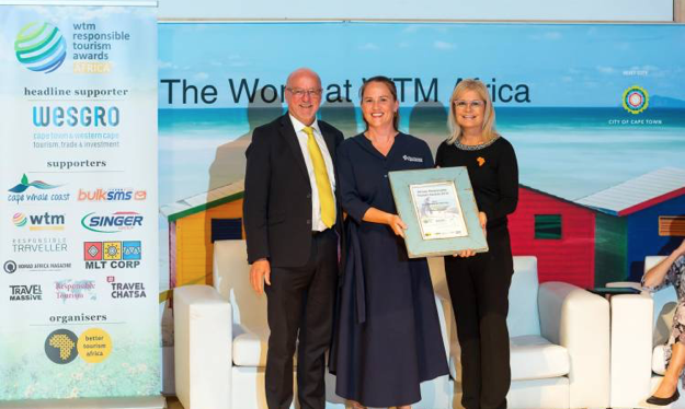 "Two Oceans Aquarium named ""Best Responsible Attraction"""
