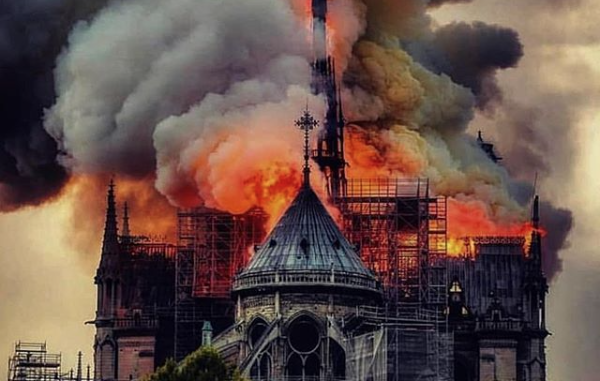 The world mourns Notre Dame cathedral after fire