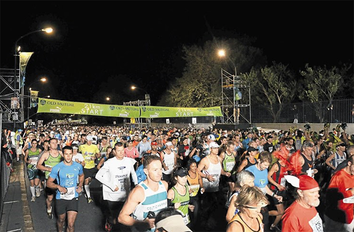 Capetonian dies during Two Oceans Marathon