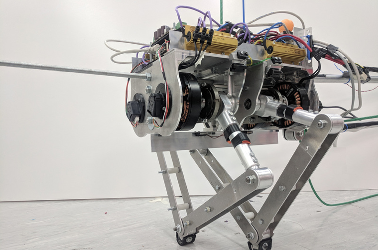 UCT creates SA's first jumping robot
