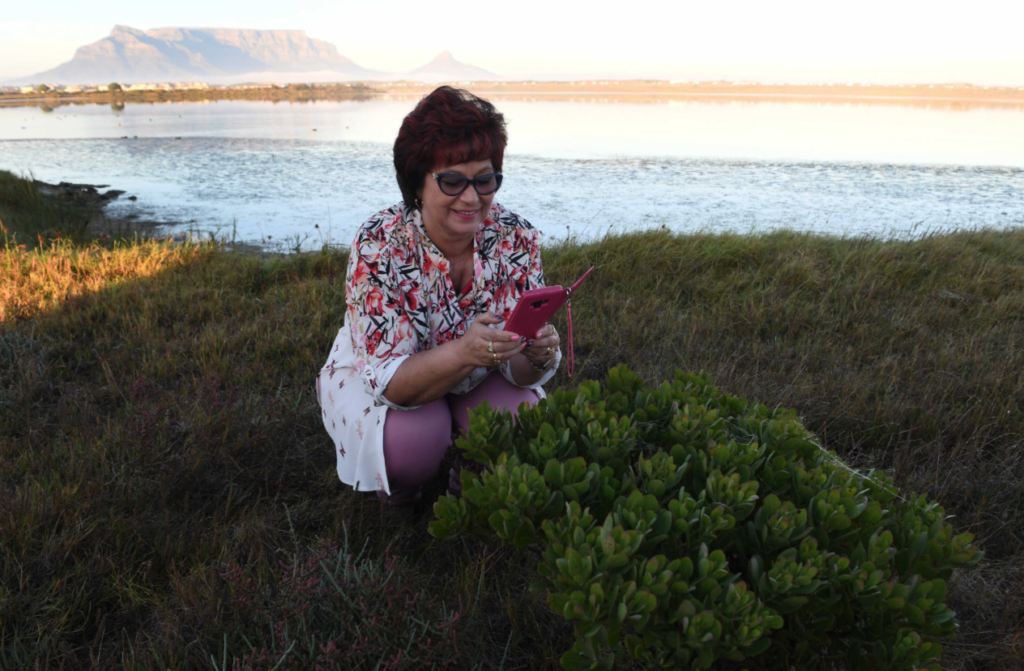Cape Town leads Global City Nature Challenge