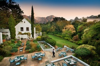 Mother's Day at The Cellars-Hohenort