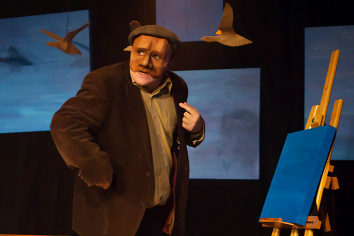 'The Snow Goose' comes alive at The Fugard