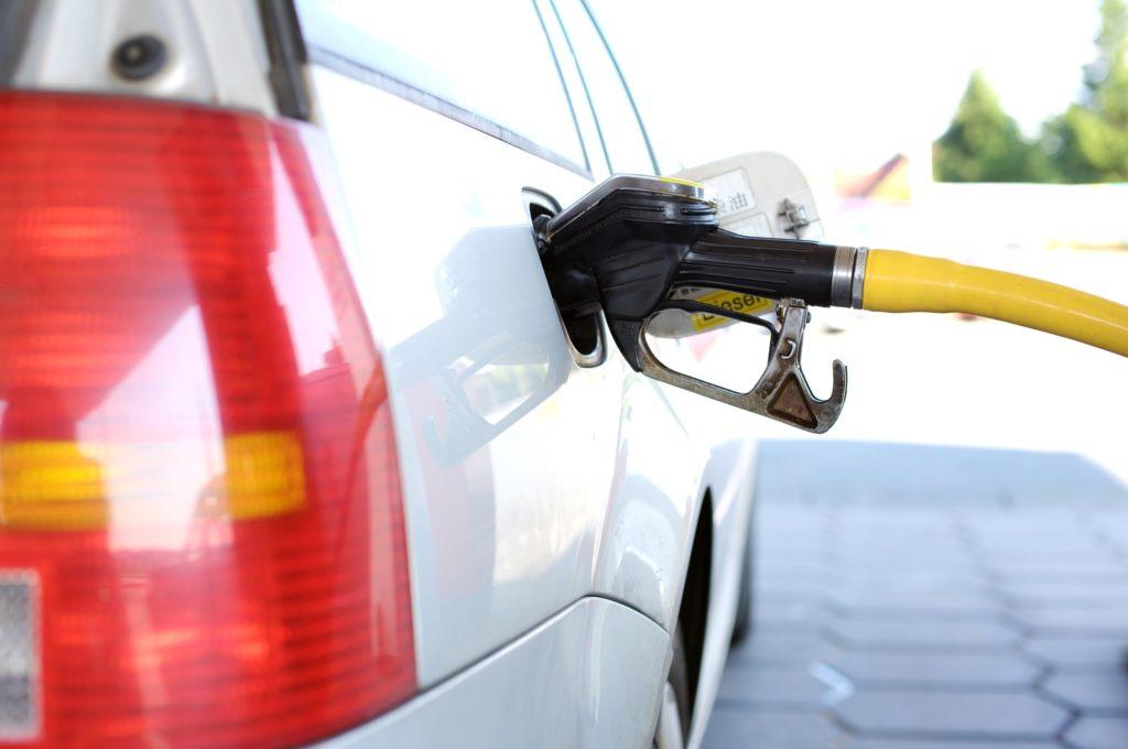 Petrol increase for May