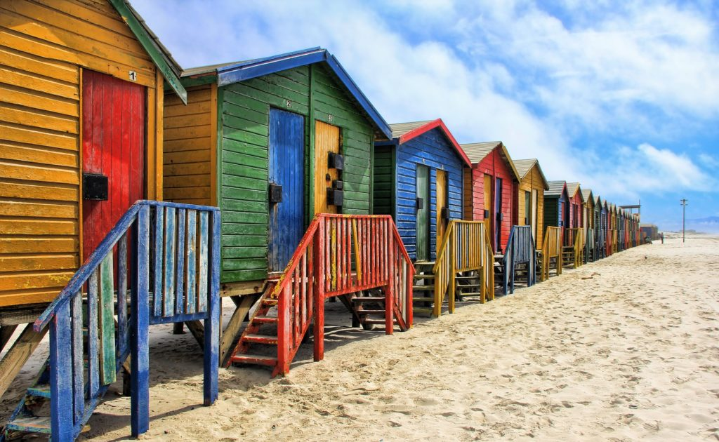Cape Town is one of the world's most colourful fishing towns