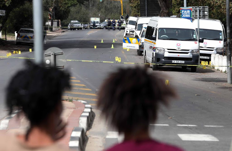 """Hout Bay """"taxi hitman"""" arrested"""